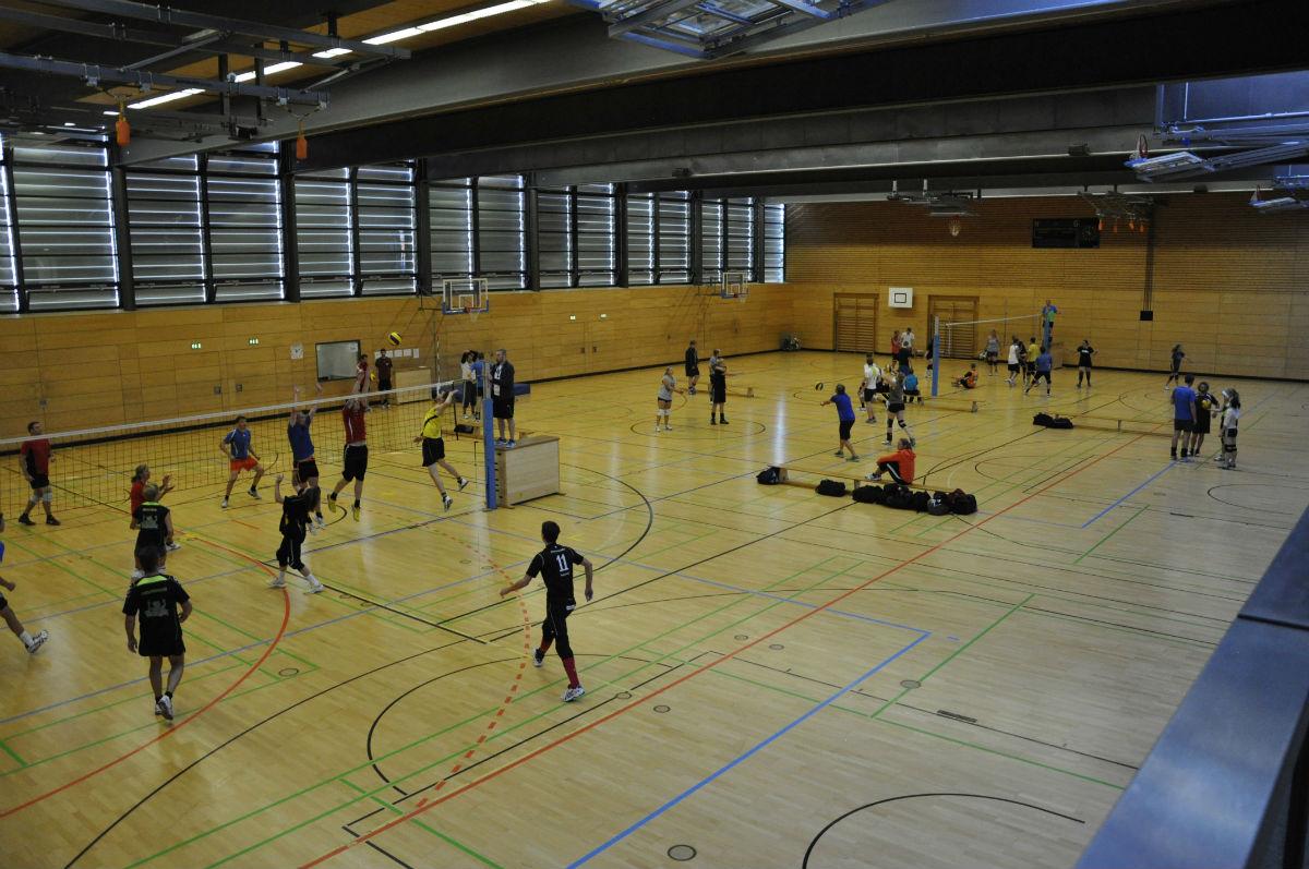 Greensboro Bereich Erwachsenen Volleyball Liga