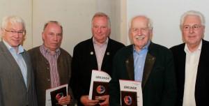 50 Jahre Mitglied beim Verein