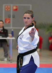 Raffaella Delli Santi WM2016 Nominierung