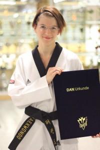 Sabine Wirsing (2. DAN)