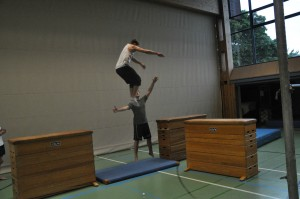 Training FreeRunning