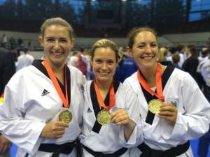 Taekwondo Poomsae EM Team