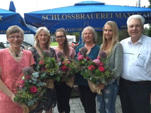 Verabschiedung Marion Krattenmacher