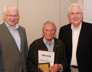80 Jahre Mitglied beim Verein