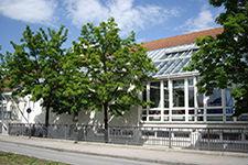 Turnhalle Rainerstrasse