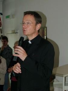 Pfarrer Maurus Scheurenbrand