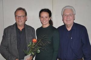 Günter Lodes, Pamela Oberrauch, Gerhard Duschl
